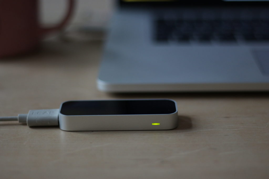 SoundUNTOUCHED Leap Motion